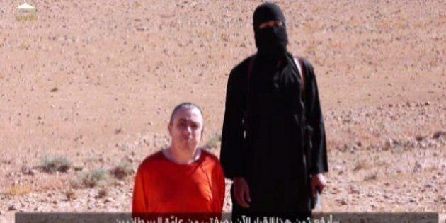 El Estado Islámico difunde un vídeo en el que decapita al británico Alan