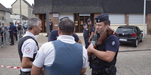 El segundo terrorista de Normandía estaba fichado por radicalización desde