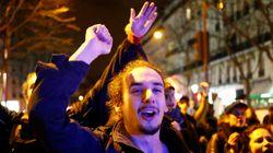 Quinta noche de protesta de los indignados en el centro de