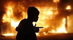 Más de 80 detenidos tras los disturbios en Ferguson (FOTOS,