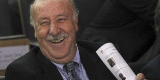 Vicente del Bosque confirma su renovación como seleccionador español hasta
