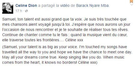 Céline Dion,