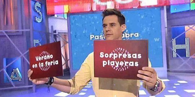 La sorpresa desagradable de Christian Gálvez en la