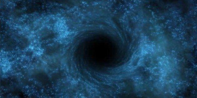 Los agujeros negros pueden tener una