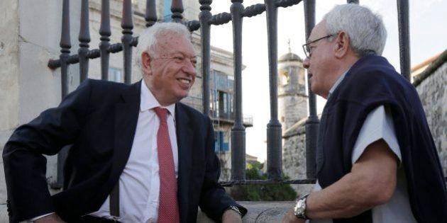 Margallo deja Cuba sin ver a Raúl