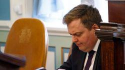 El primer ministro de Islandia pide la disolución del