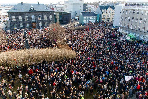 El primer ministro de Islandia pide disolver el Parlamento tras aparecer en los 'papeles de
