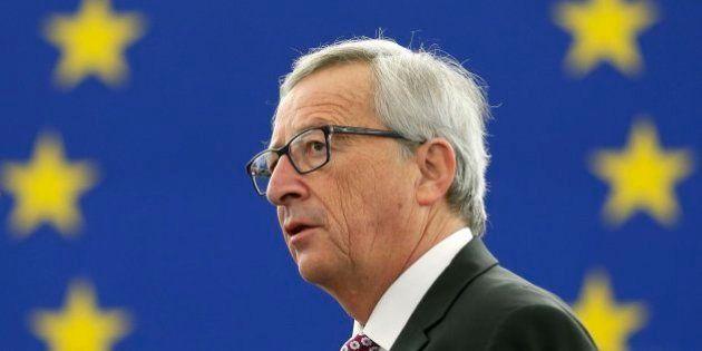 Jean-Claude Juncker presenta un plan de estímulos con 315.000 millones de euros en