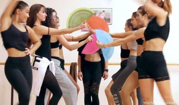 Las chispas de María Valverde en el anuncio de Freixenet eran reales: el 'making