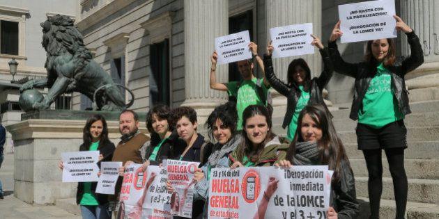 Ciudadanos se abstiene en la iniciativa del PSOE para paralizar la