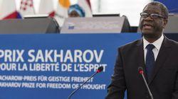 La Eurocámara premia al doctor Mukwege por su ayuda a mujeres violadas en