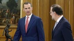 Rajoy acepta el encargo del rey de intentar la