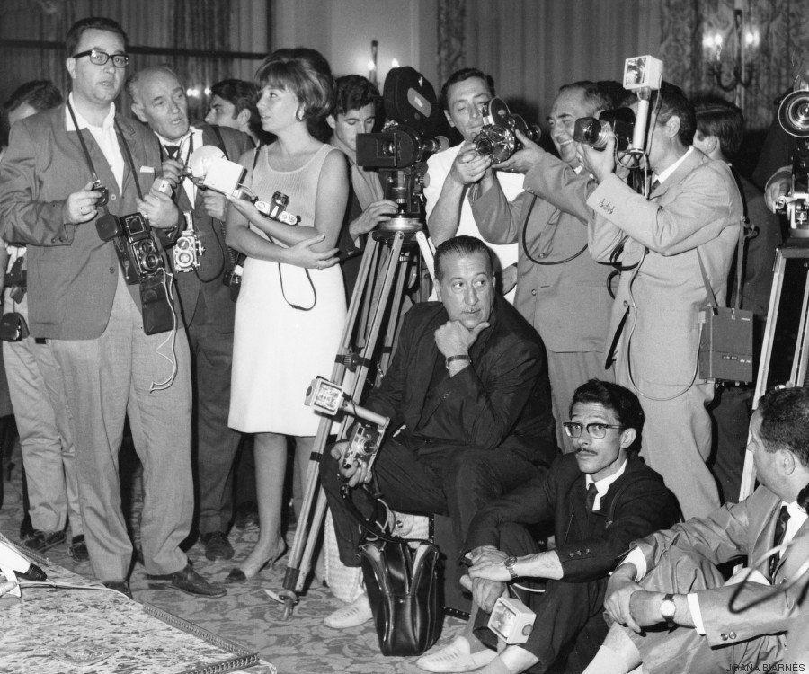 El documental sobre Joana Biarnés, una leyenda del fotoperiodismo casi