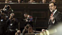 Rajoy se aferra a la Constitución para rechazar el referéndum en