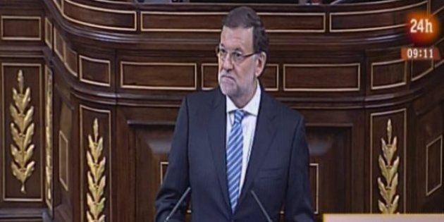 La comparecencia de Rajoy:
