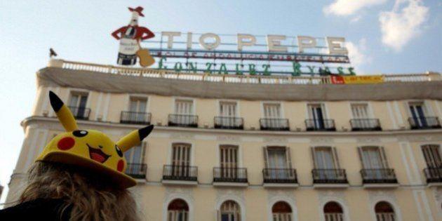 La gran quedada de Pokémon Go en Madrid bate el récord de Sidney con más de 3.000