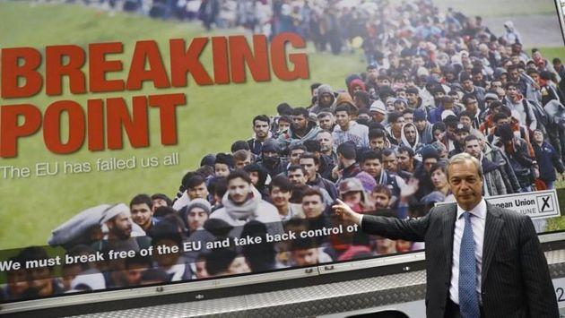 Lo que piensan del Brexit algunos británicos que veranean en