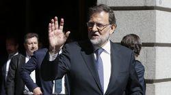 Rajoy, de presidente a