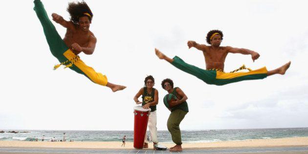 La 'capoeira', reconocida por la Unesco: 9 fotos para entender este