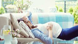 9 secretos asquerosos sobre el embarazo de los que nadie