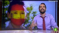 'El Intermedio' cuenta el truco tras el vídeo del