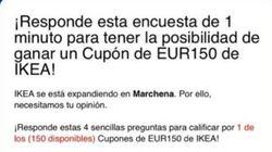 Ikea no te quiere regalar 150