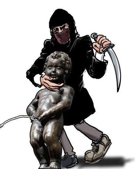 Yihadistas (europeos) y guerra