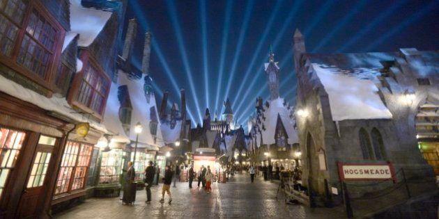 Visita 'The Wizarding World of Harry Potter', la atracción de Harry Potter en Los Angeles