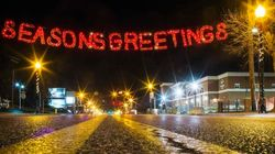 La calma llega a Ferguson por Acción de Gracias