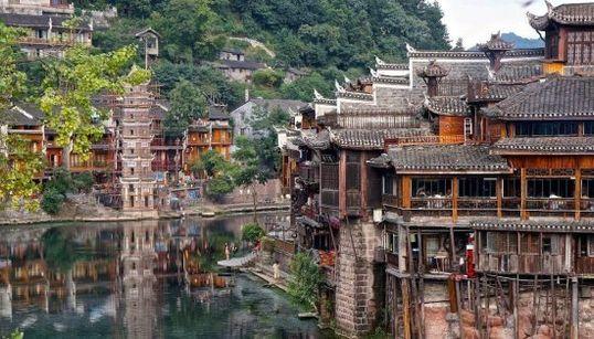 Los tesoros escondidos de China: siete pueblos para