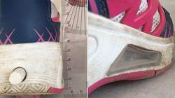 Los podólogos alertan de los problemas del uso excesivo de zapatillas con