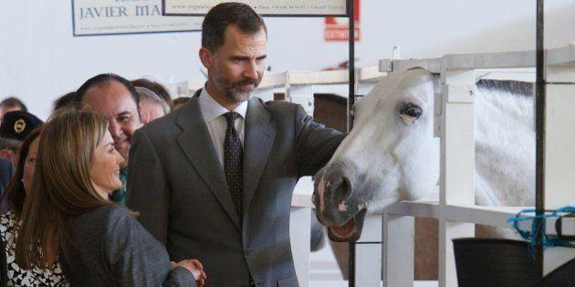 Feria de Zafra: los reyes Felipe y Letizia hacen su primera visita oficial a Extremadura entre