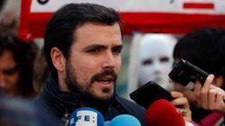 IU se querella contra Rajoy por el acuerdo sobre los