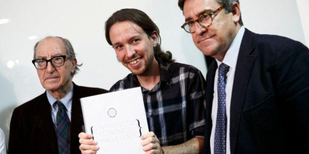 Propuestas económicas de Podemos: el documento completo del programa del partido de Pablo