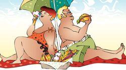 Las dietas, el amor y el
