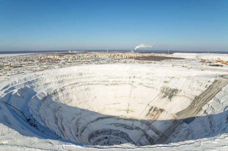 Seis lugares de belleza extrema en la Rusia