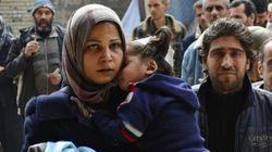 Palestinos de Siria: el drama de los dobles