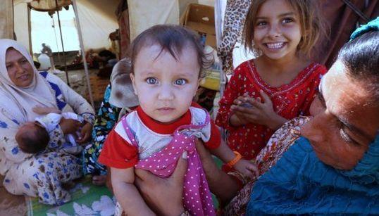 Así influye la violencia del Estado Islámico a la vida de los niños iraquíes