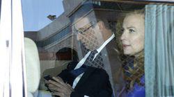 Hollande prohíbe usar el móvil durante el Consejo de