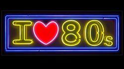Aquellos maravillosos 80 que hoy tenemos hasta en