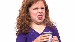 Las reacciones de los niños al probar el café por primera vez