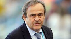 Guerra entre el Real Madrid y Platini por el Balón de