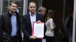El PSOE denuncia ante la Agencia Tributaria el caso de las tarjetas de Caja