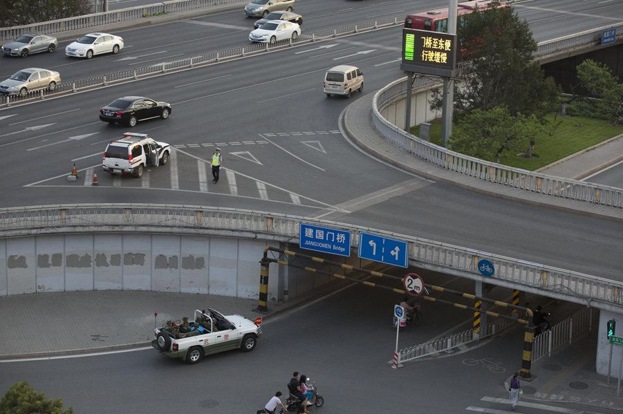Plaza Tiananmen: 25 años de la