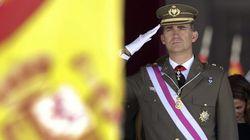 Felipe VI podrá ser proclamado rey a partir del 18 de