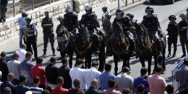 Palestina advierte del cariz religioso que Israel