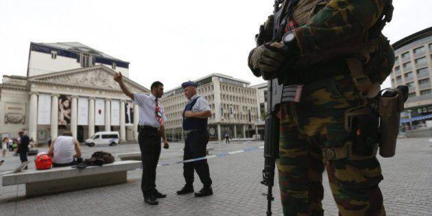 Inculpan a uno de los dos detenidos en Bélgica por planear un