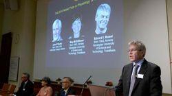 John O'Keefe y el matrimonio Mosel, premios Nobel de Medicina