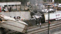 Las causas del accidente de Santiago: el exceso de velocidad y el despiste del