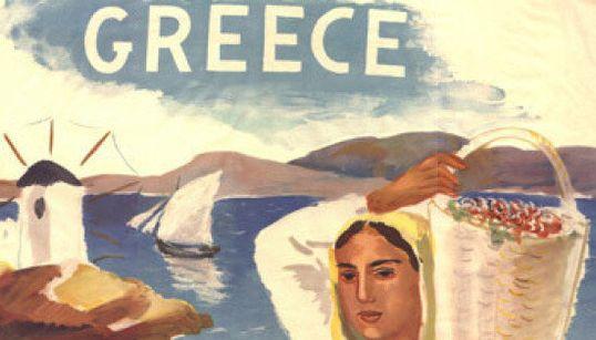 Viaja por Grecia a través de estas postales